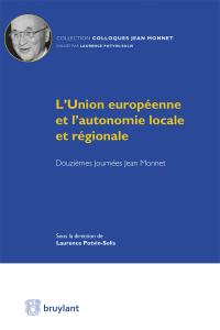 UE et l'autonomie locale et régionale