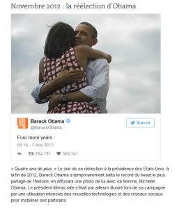 Tweet 1 Obama