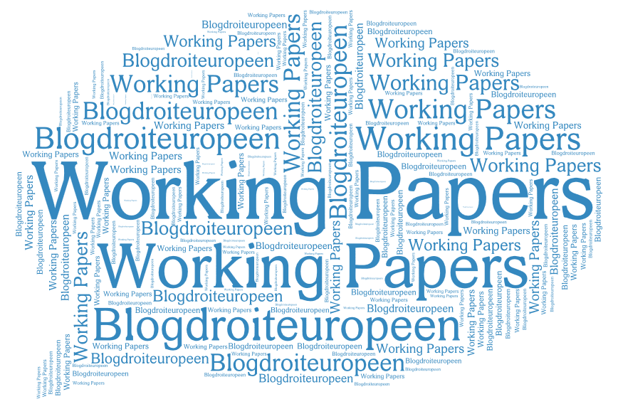 Working Papers Nuage